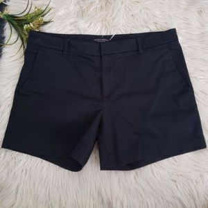 BANANA REPUBLIC The Avalon black shorts 8